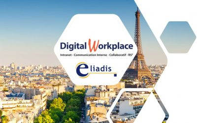 Eliadis, partenaire du Salon Digital Workplace !